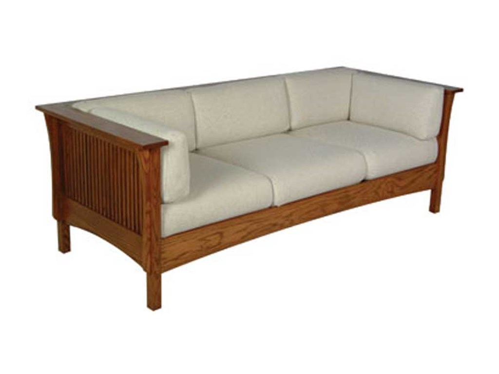 Mission Sofa Bed Mission Style Couch Mount Hope Sofa Thesofa