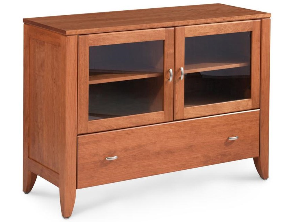 Simply Amish JustineSmall TV Stand