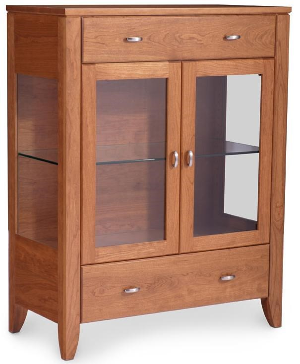 Simply Amish JustineDining Cabinet