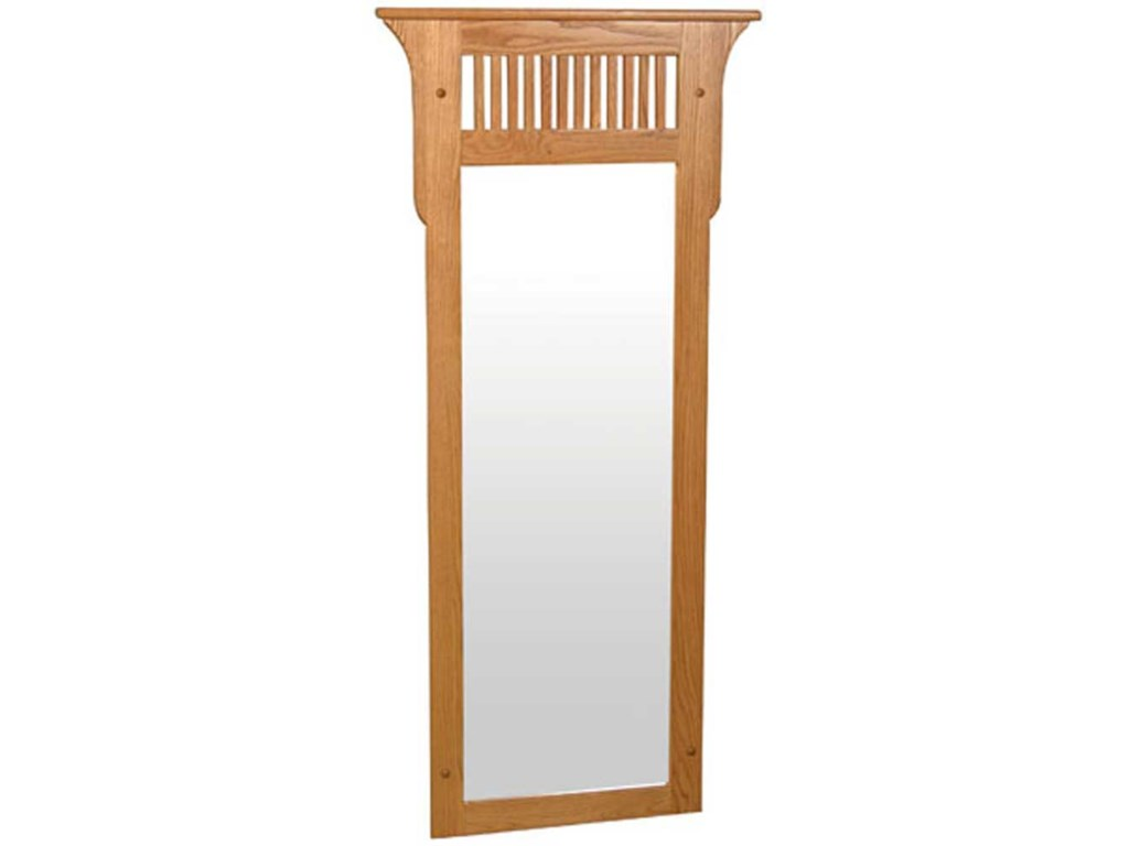 Simply Amish Prairie MissionDressing Mirror