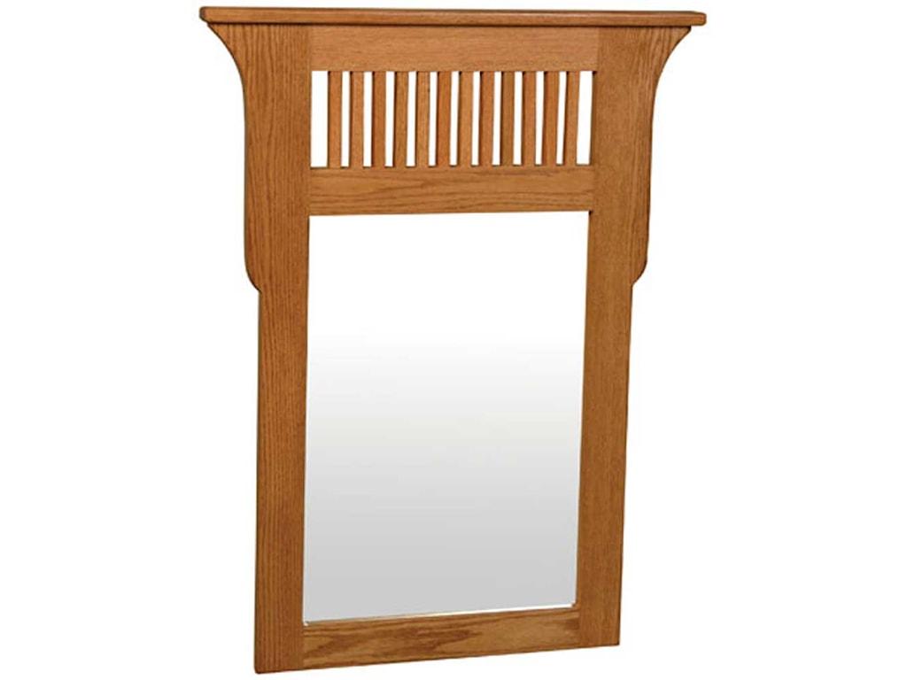 Simply Amish Prairie MissionWall Mirror