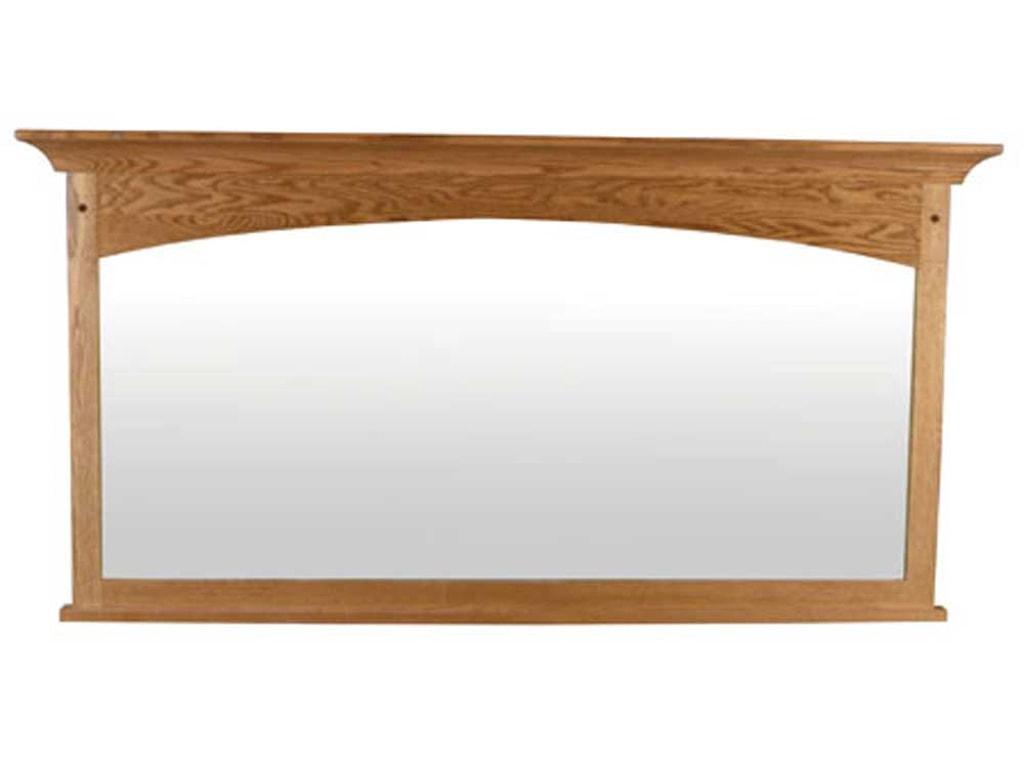 Simply Amish Royal MissionBureau Mirror