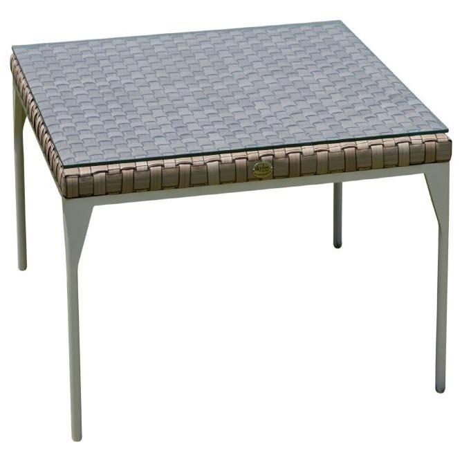 Skyline Design BRAFTASquare Outdoor Dining Table ...