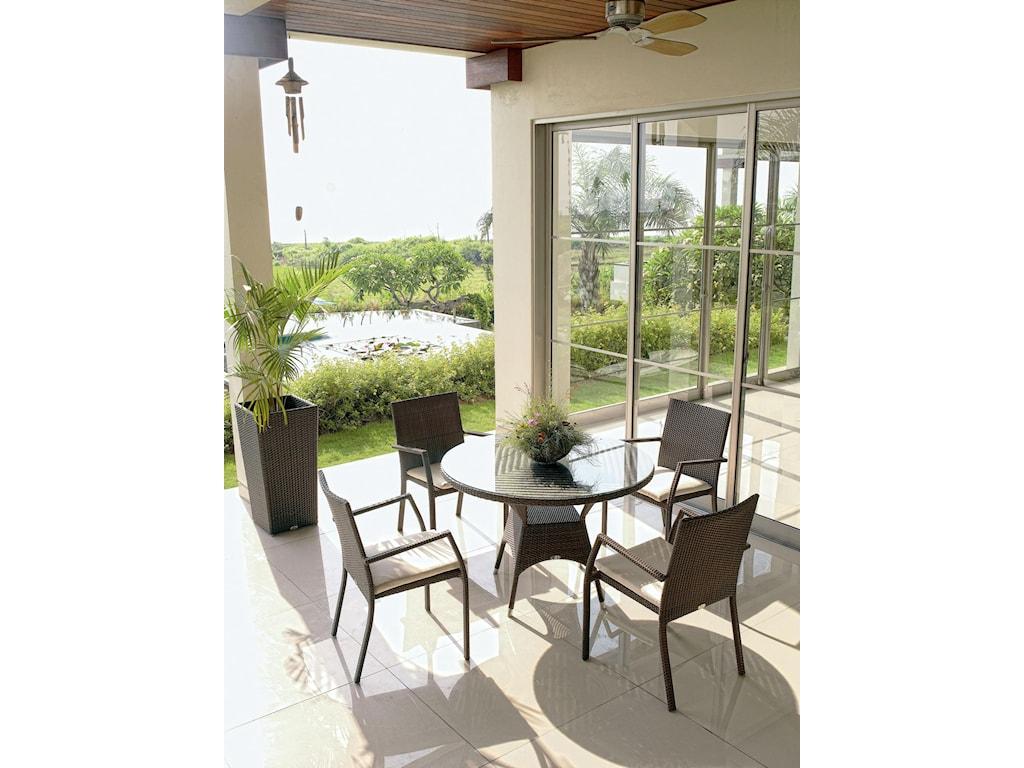 Skyline Design MarriotDining Armchair