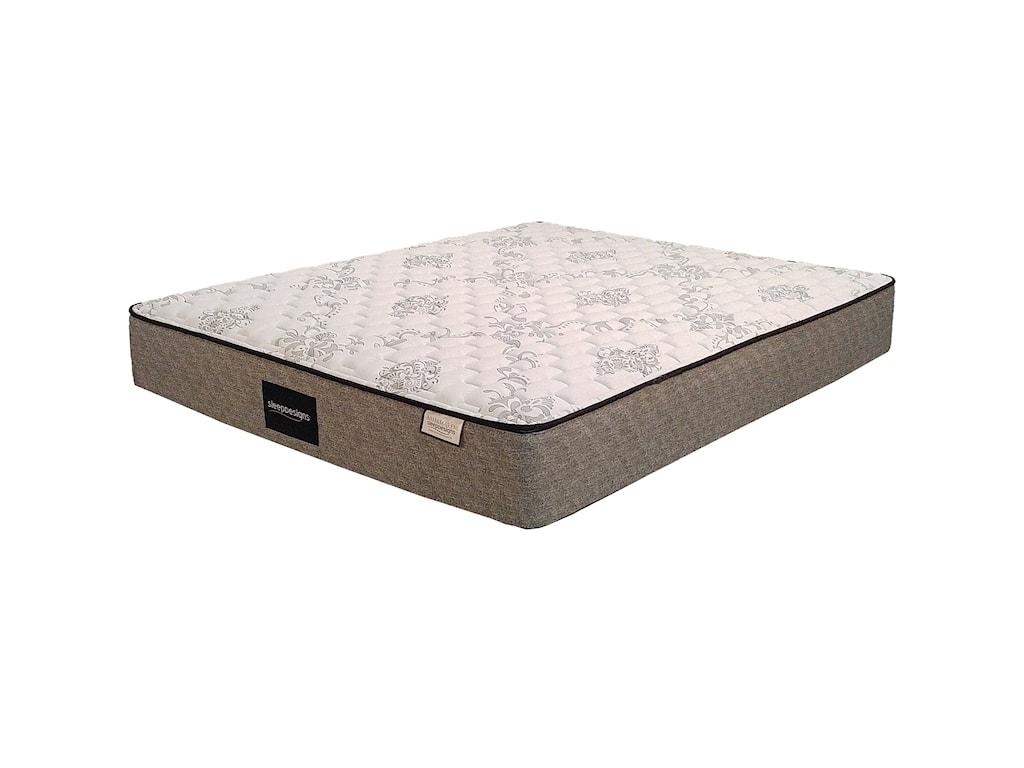Sleep Designs Edison FirmFull Firm Pocketed Coil Mattress