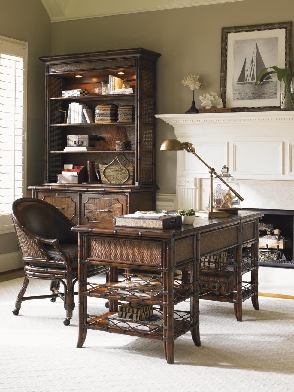 sligh furniture office room. Sligh Bal Harbour 293SAMalibu Writing Desk Furniture Office Room