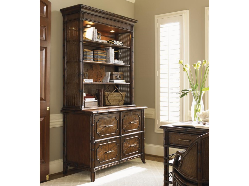 Sligh Bal Harbour 293SAComplete Laguna Beach File Chest and Deck