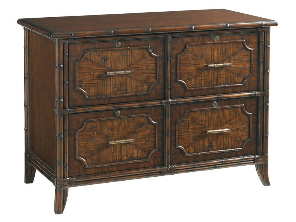 Sligh Bal HarbourLaguna Beach File Chest