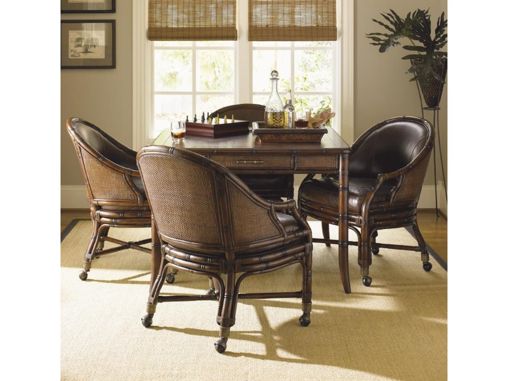 Shown with Marco Island Game Table