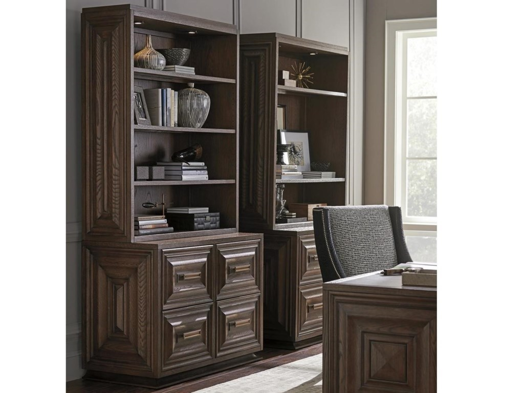 Sligh BarrymoreOffice Bookcase