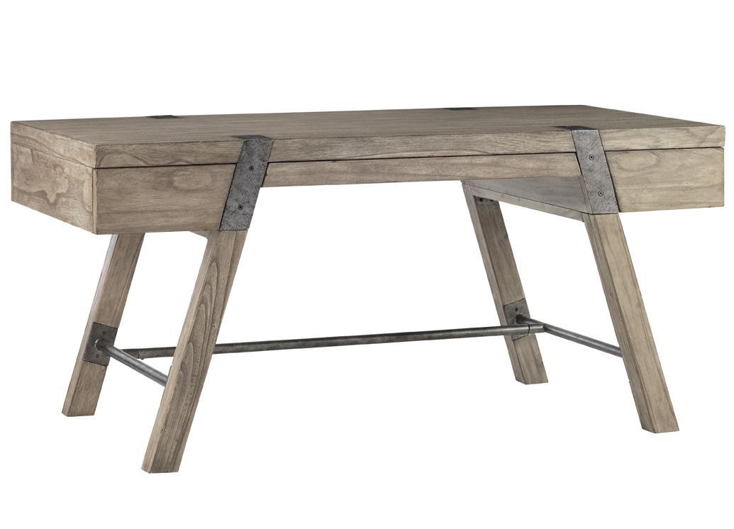 Wyatt Desk with Metal Accents