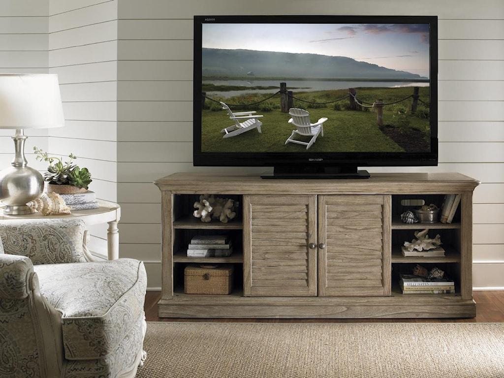 Sligh Barton CreekTravis TV Console