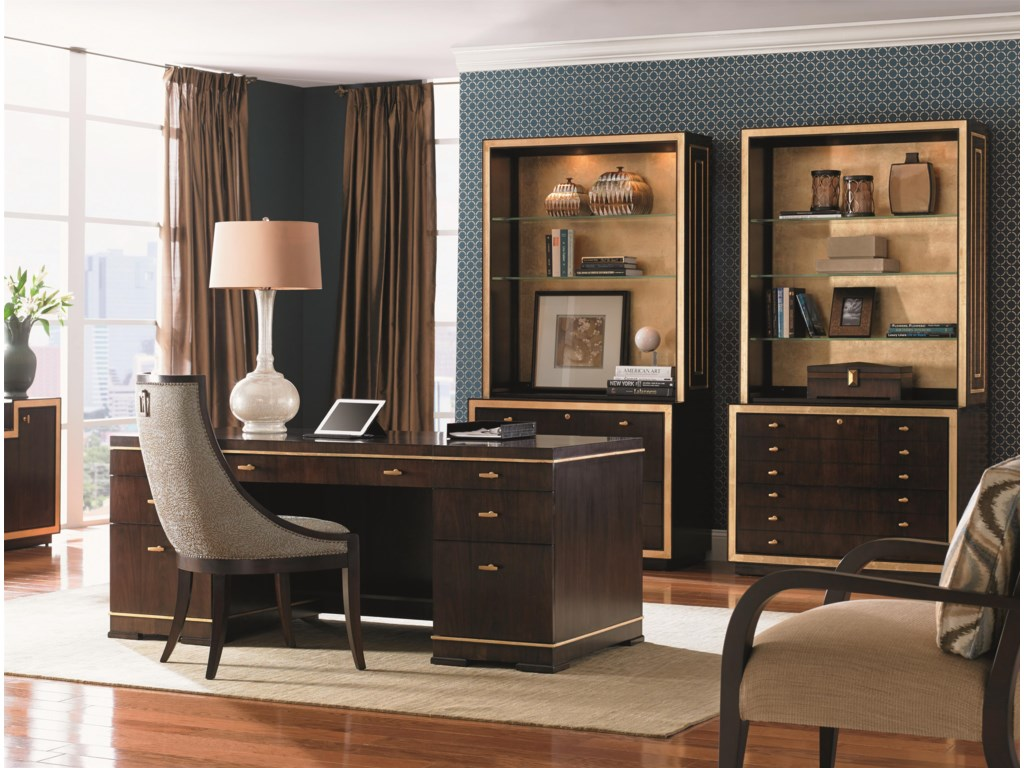 Sligh Bel AireParamount Executive Desk