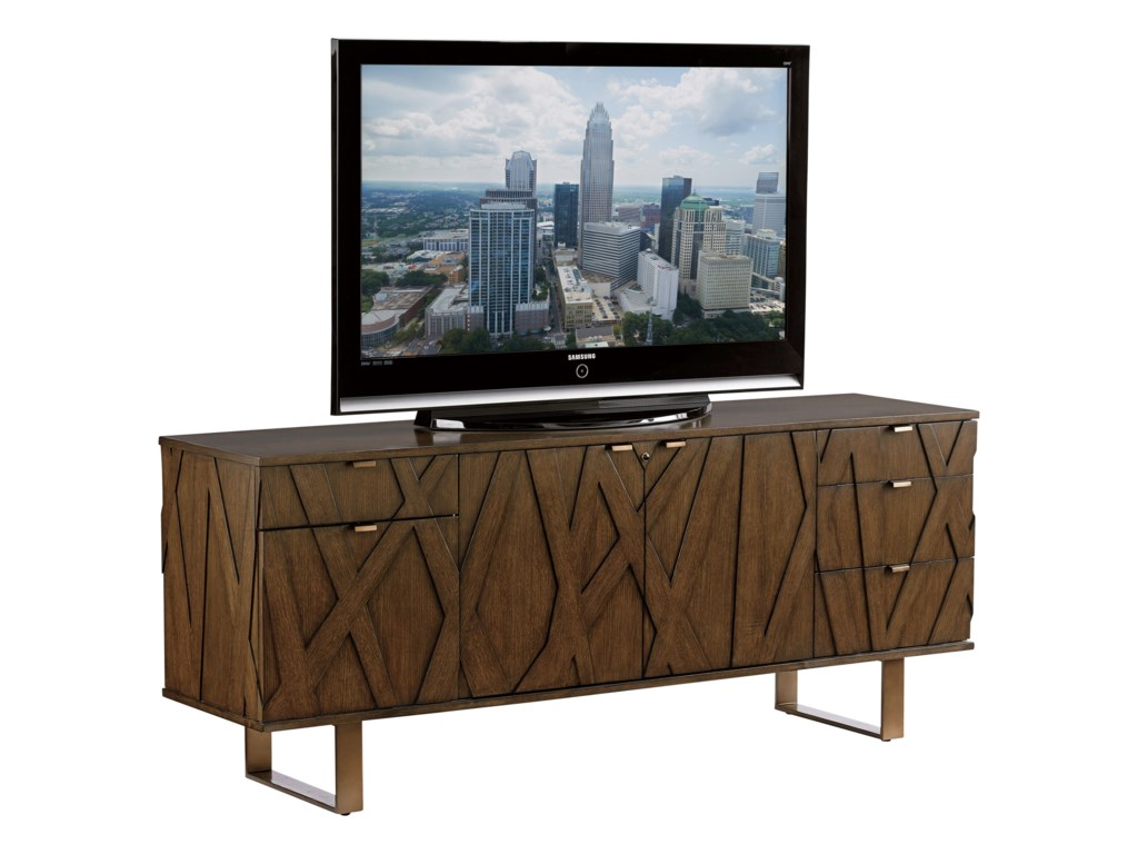 Sligh Cross EffectModern Media Center with SmartEye