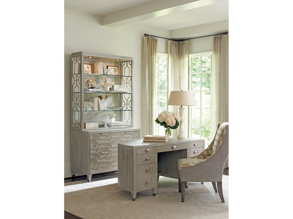 Sligh GreystoneDylan Demilune Desk
