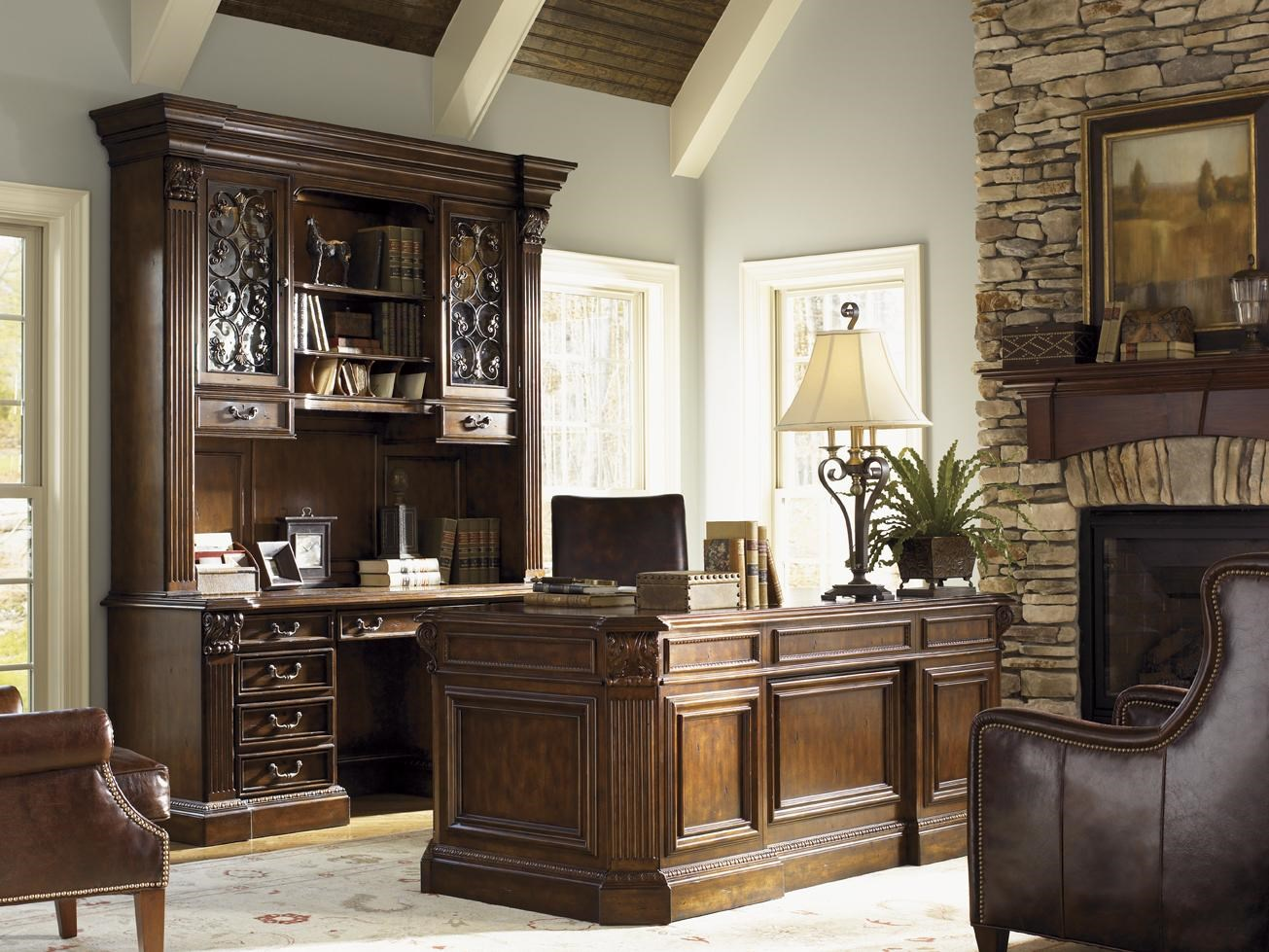 sligh furniture office room. Sligh LaredoCredenza Desk With Deck Furniture Office Room