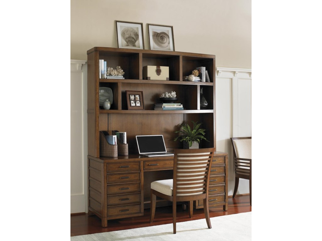 Shown with Key Biscayne Credenza & Deck and Kowloon Side Chair