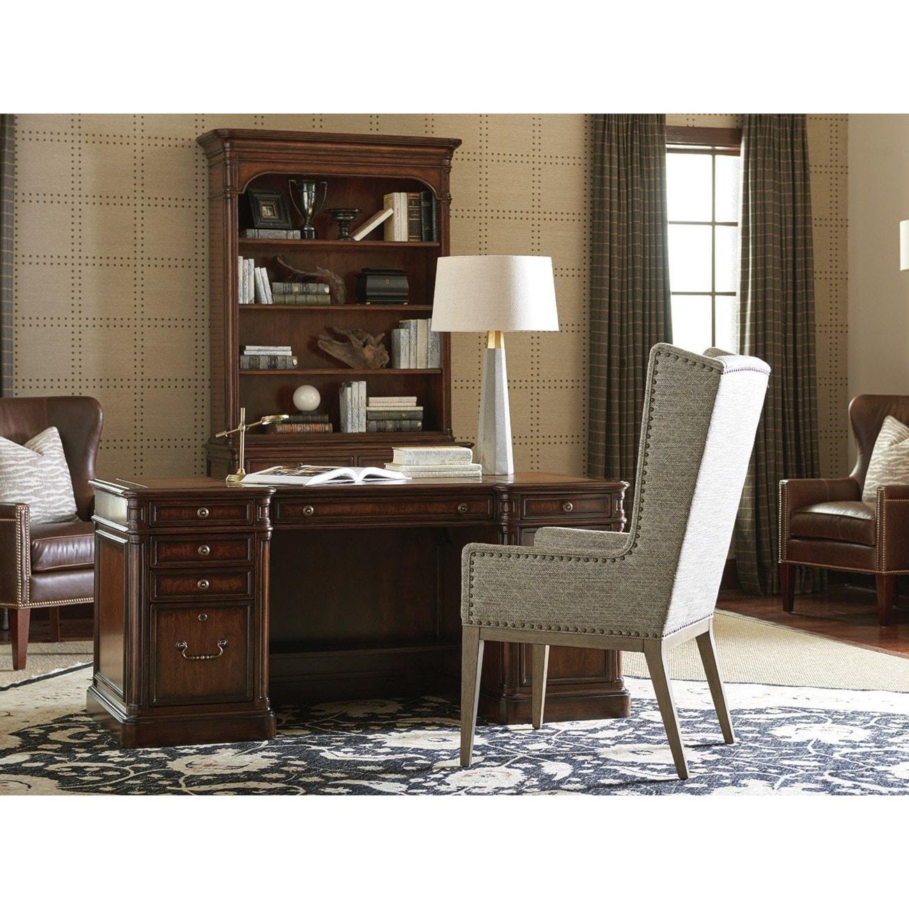 sligh furniture office room. Sligh Richmond HillMorgan Executive Desk Furniture Office Room