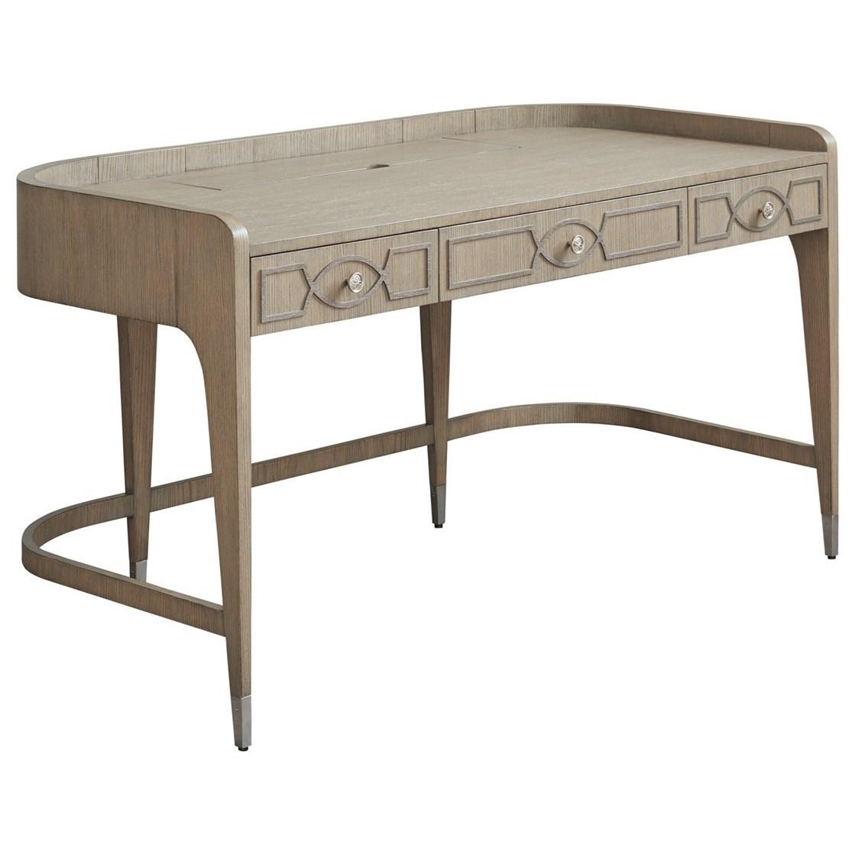 Hamilton 3-Drawer Writing Desk