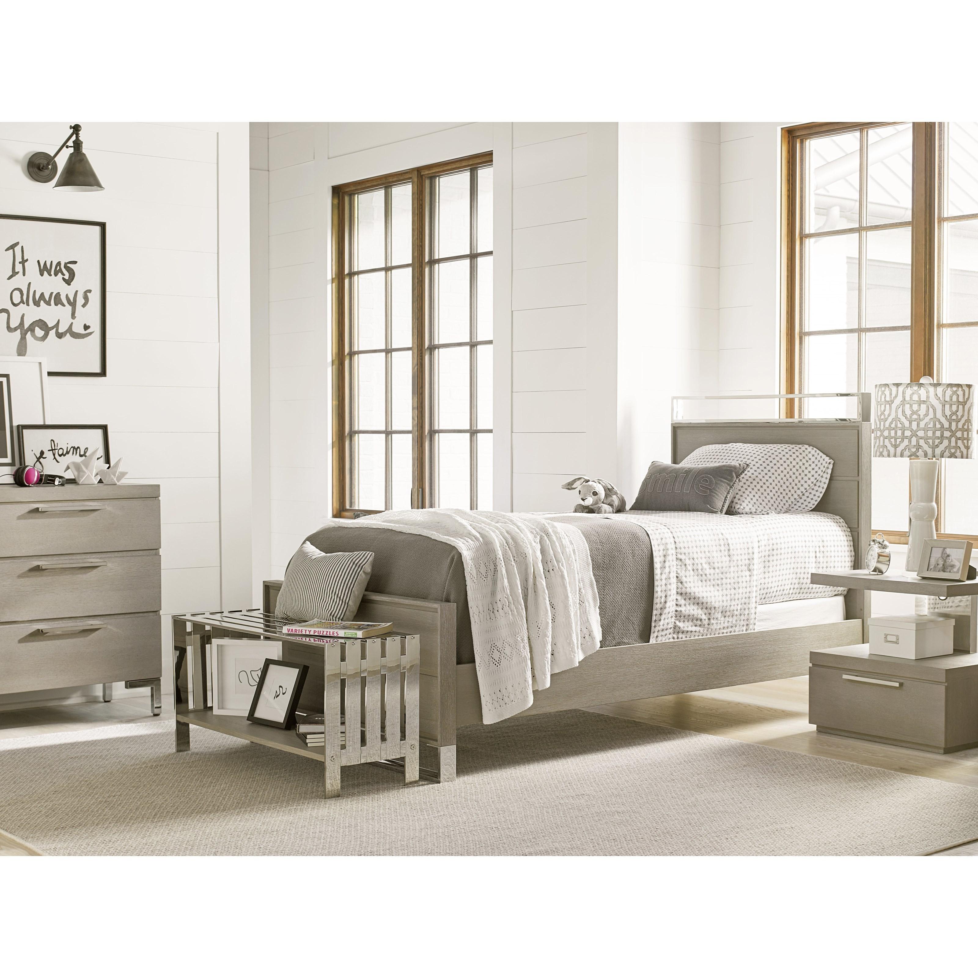 Attractive Universal Kids Smartstuff AxisTwin Bedroom Group