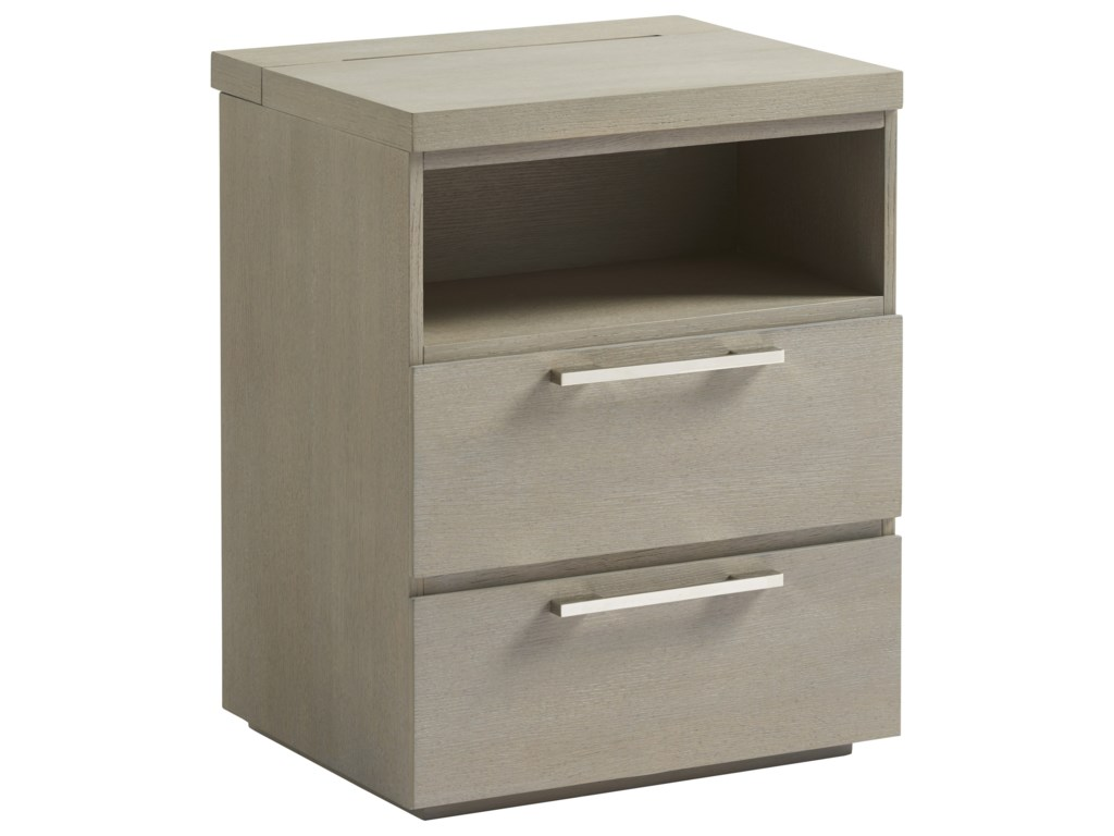 Smartstuff AxisTwo Drawer Nightstand