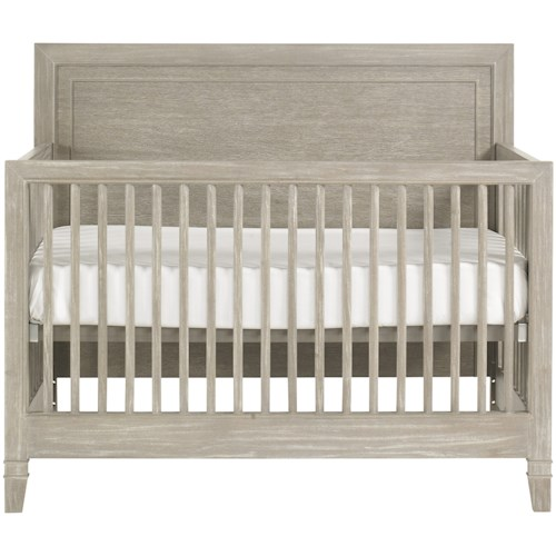Smartstuff Axis Convertible Crib with 3 Mattress Heights