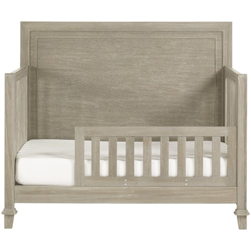 Smartstuff Axis Convertible Crib with Toddler Rail