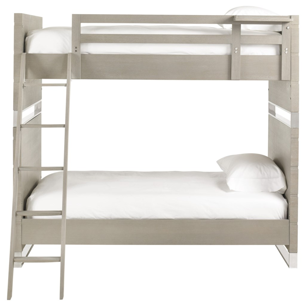Universal Kids Smartstuff Axis 6351530 Twin Bunk Bed With Top Bunk
