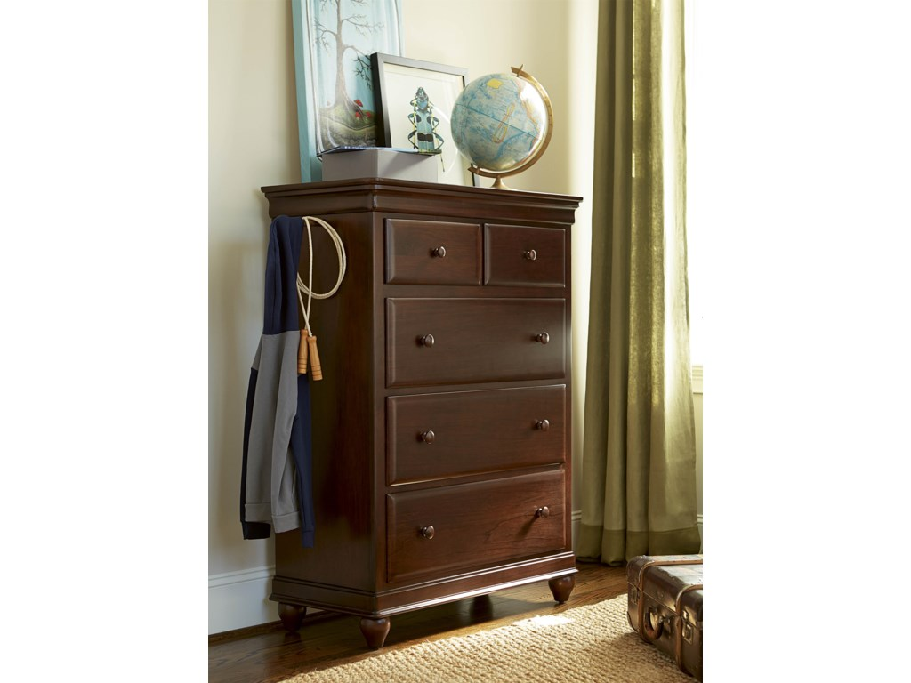 Morris Home Classics 4.0Drawer Chest