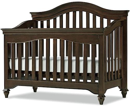 Smartstuff Classics 4.0 Convertible Crib to Low Profile Full Bed