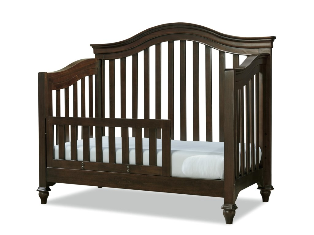 Morris Home Classics 4.0Convertible Crib with Toddler Rail