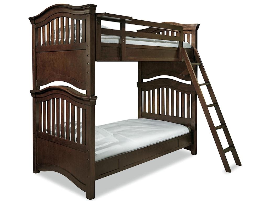 Smartstuff Classics 4.0Twin Bunk Bed