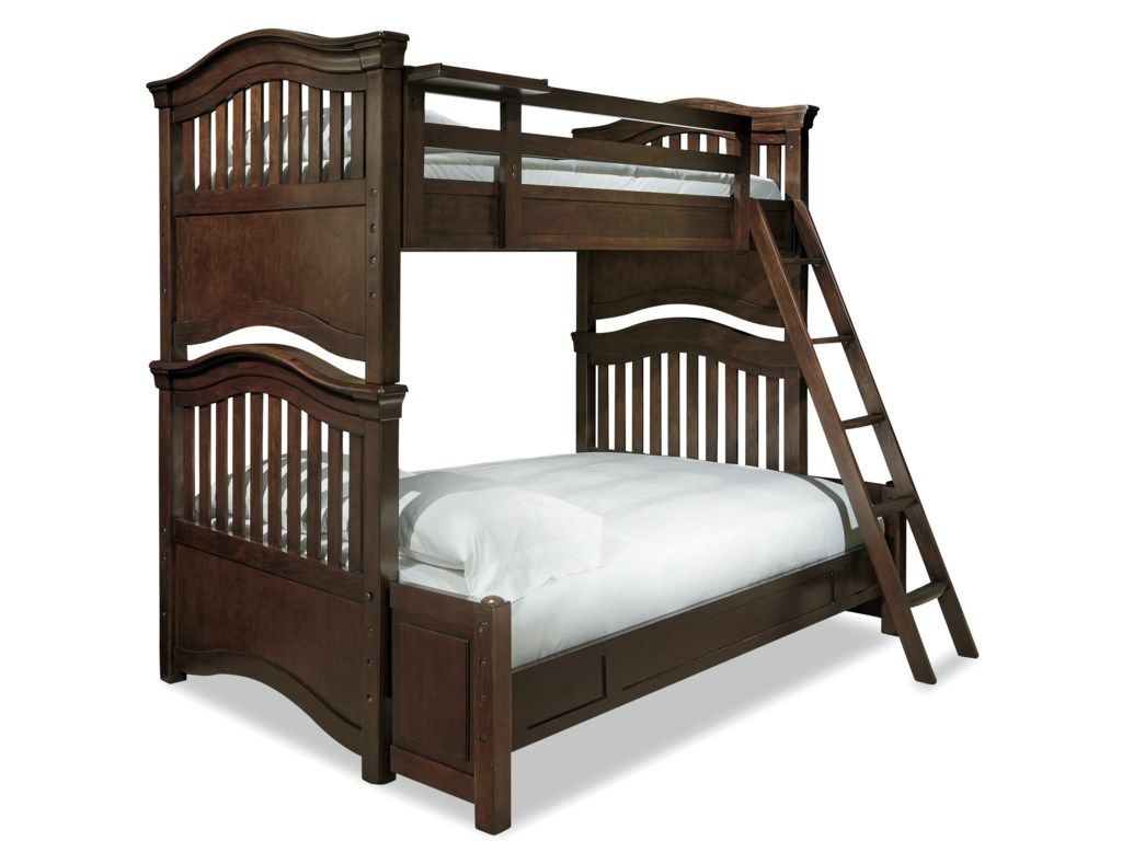 Smartstuff Classics 4.0Twin Over Full Bunk Bed
