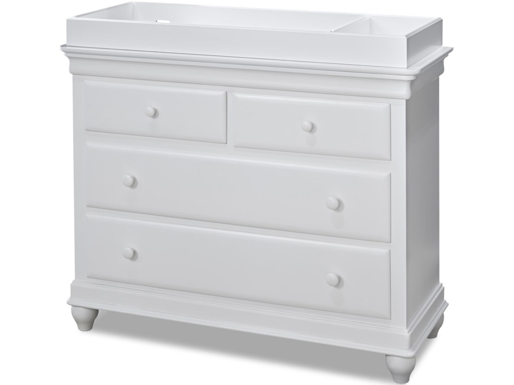 Smartstuff Classics 4.0Dresser with Changing Station