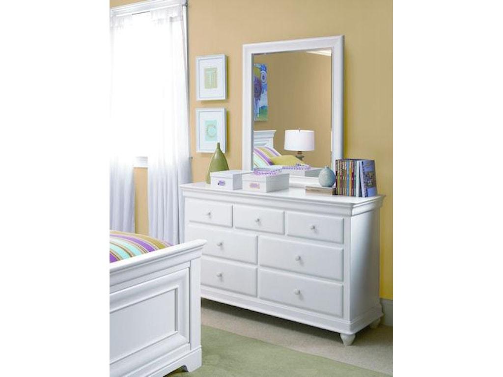 Smartstuff Classics 4.0Drawer Dresser