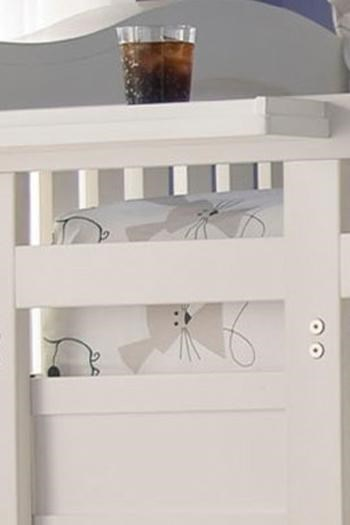 Shelf for Alarm Clock or Beverage
