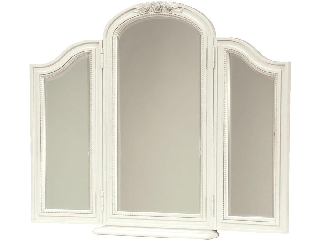 Tri-View Mirror