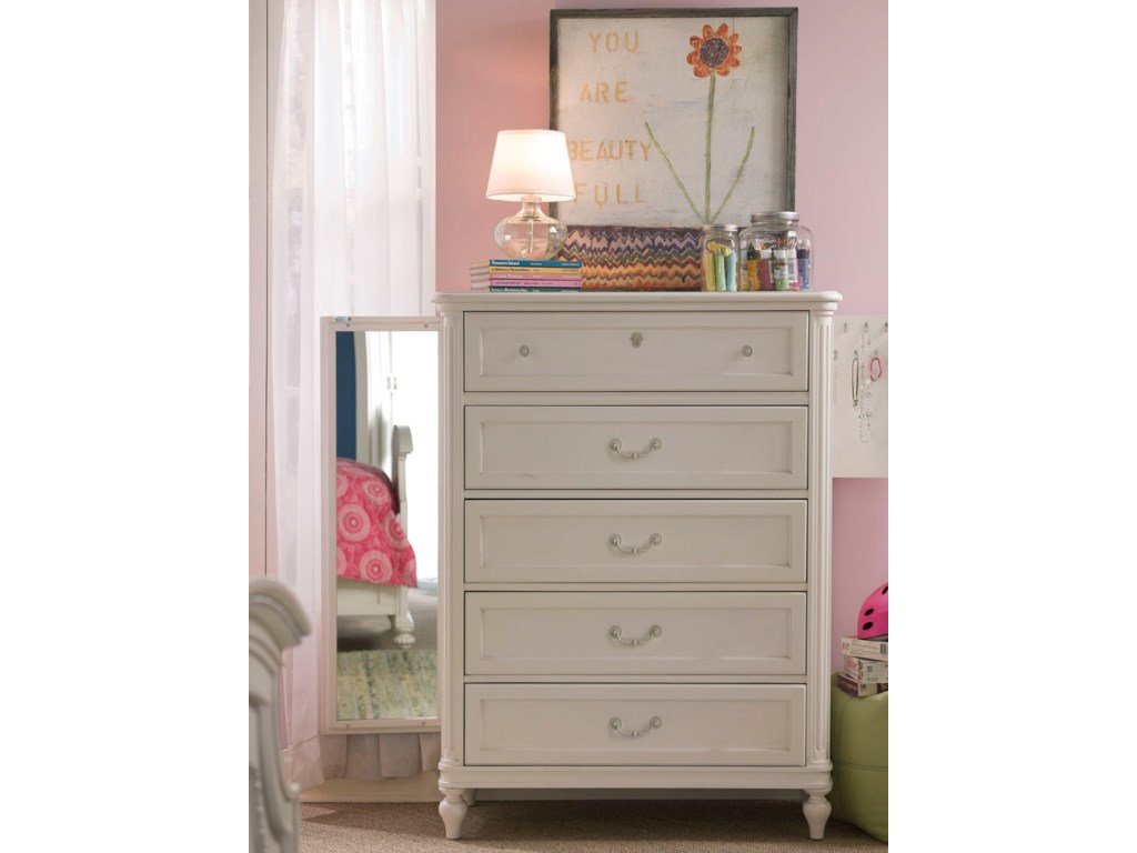 Morris Home GreenvilleGreenville 5 Drawer Chest