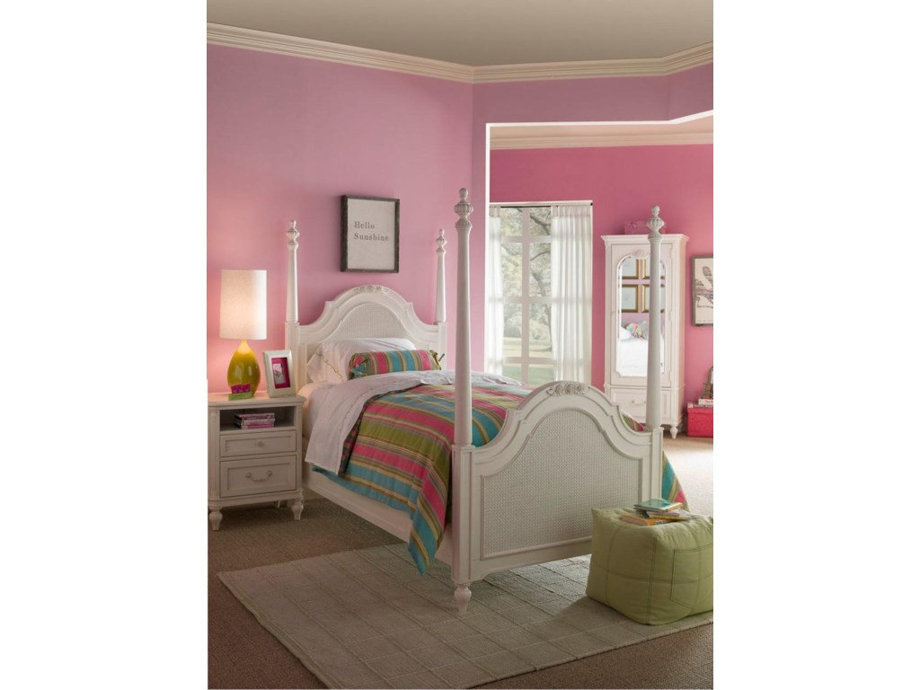 Shown with Poster Bed and Armoire