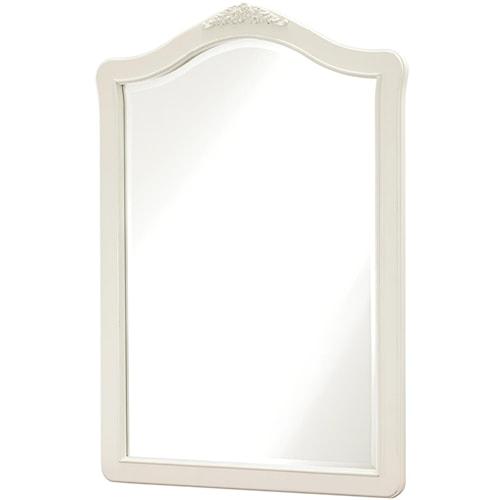 Smartstuff Genevieve Vertical Mirror with Beveled Glass