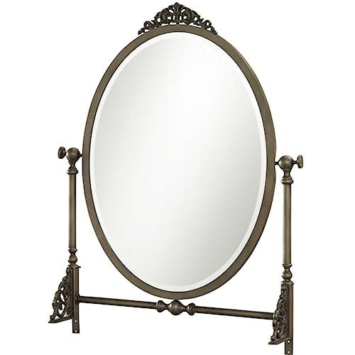 Smartstuff Genevieve Mademoiselle Mirror with Tilting Frame