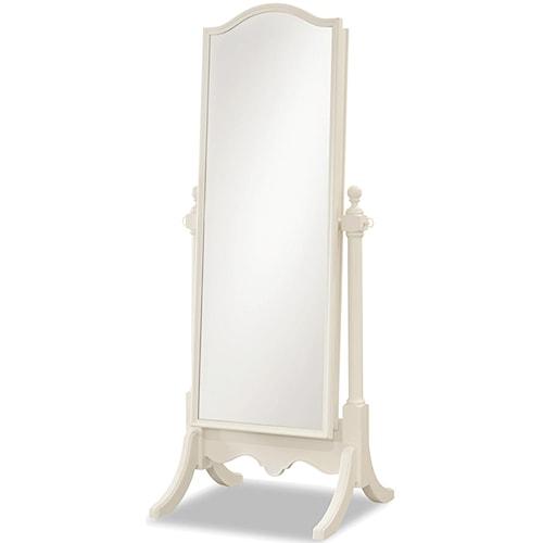 Smartstuff Genevieve Cheval Mirror with Storage