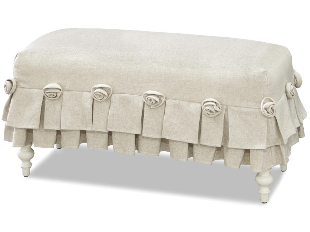 Morris Home PenelopePenelope Bed Bench
