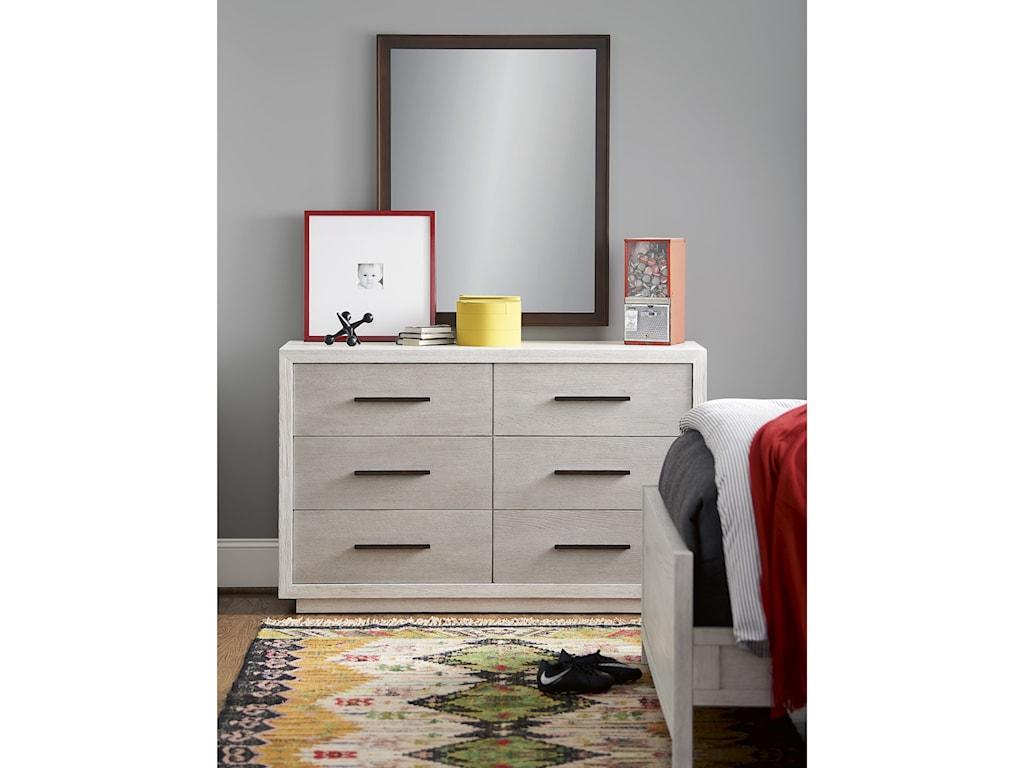 Smartstuff Modern SpiritDrawer Dresser
