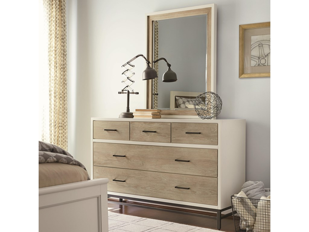 Smartstuff #myRoomDresser and Mirror Set