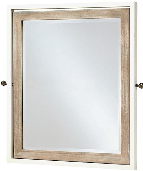 Smartstuff #myRoom Tilt Mirror with Beveled Glass