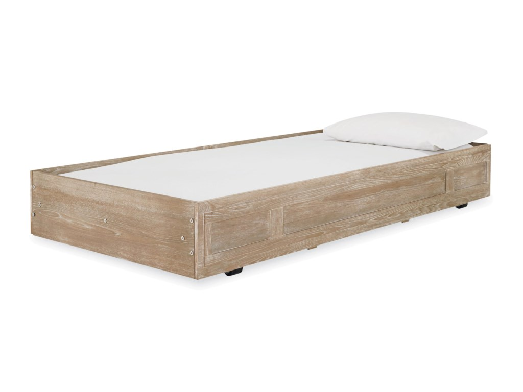 Smartstuff #myRoomFull Panel Bed with Trundle