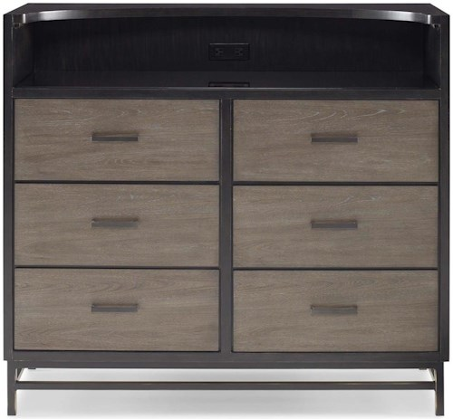 Smartstuff #myRoom Dressing Chest with Charging Stations