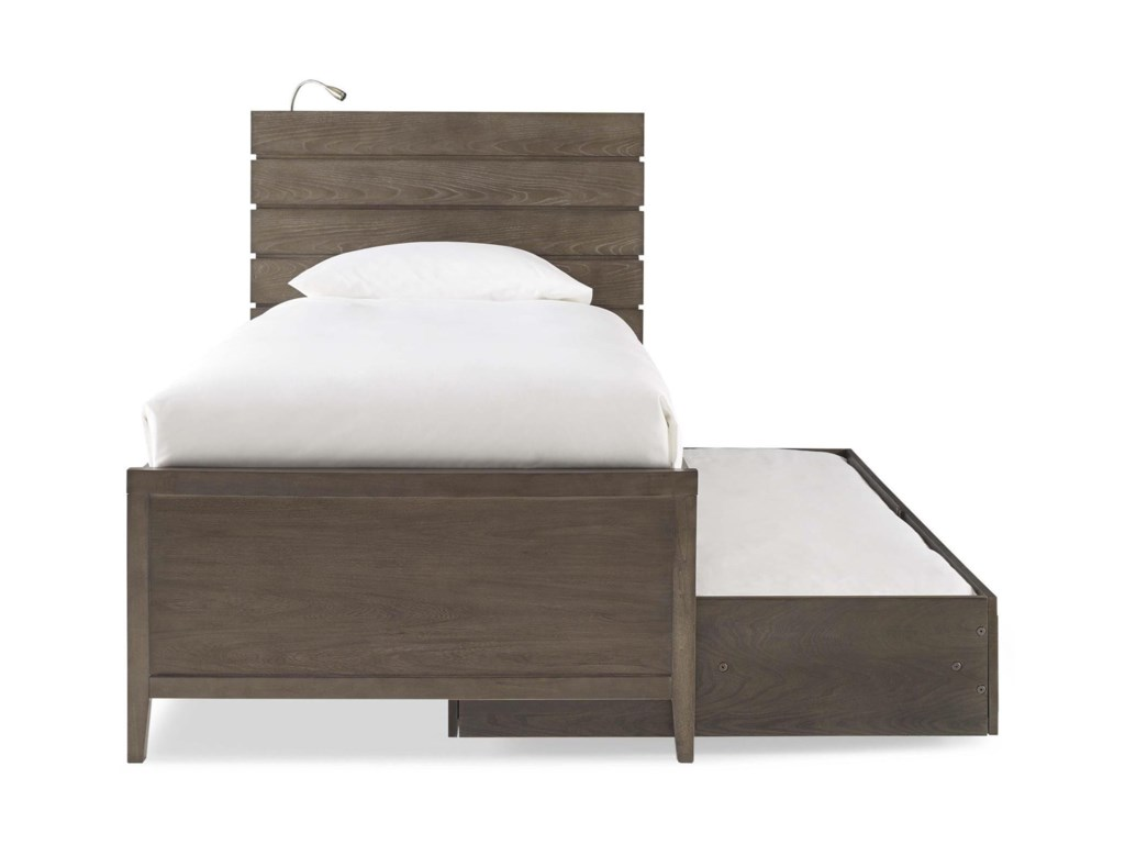 Smartstuff #myRoomFull Reading Bed with Trundle