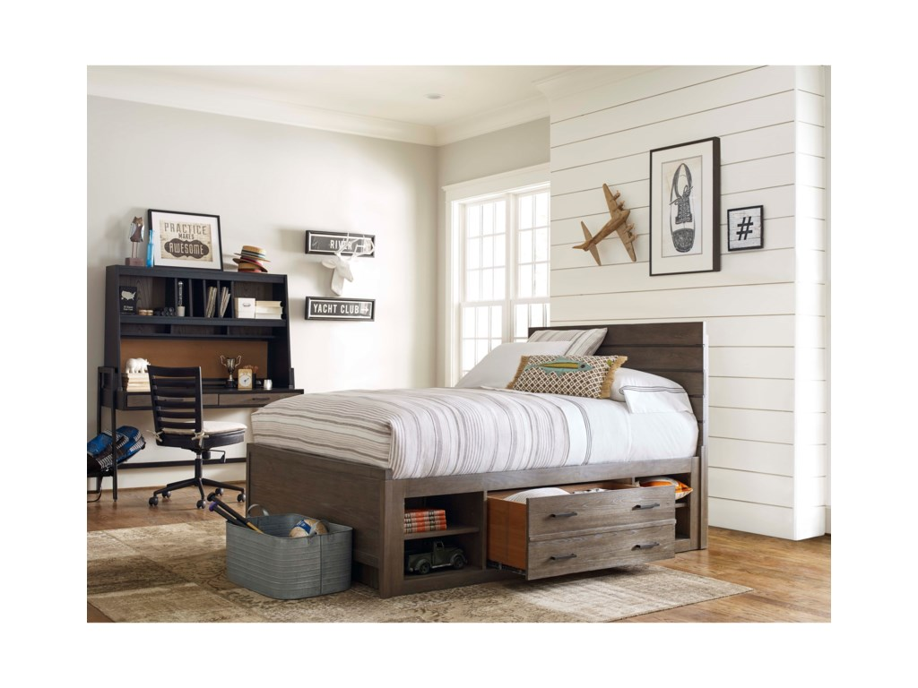 Smartstuff #myRoomFull Reading Bed with Underbed Storage